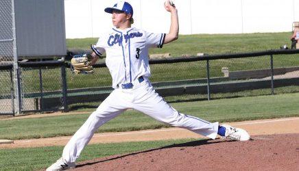 Solon at CCA Baseball 10