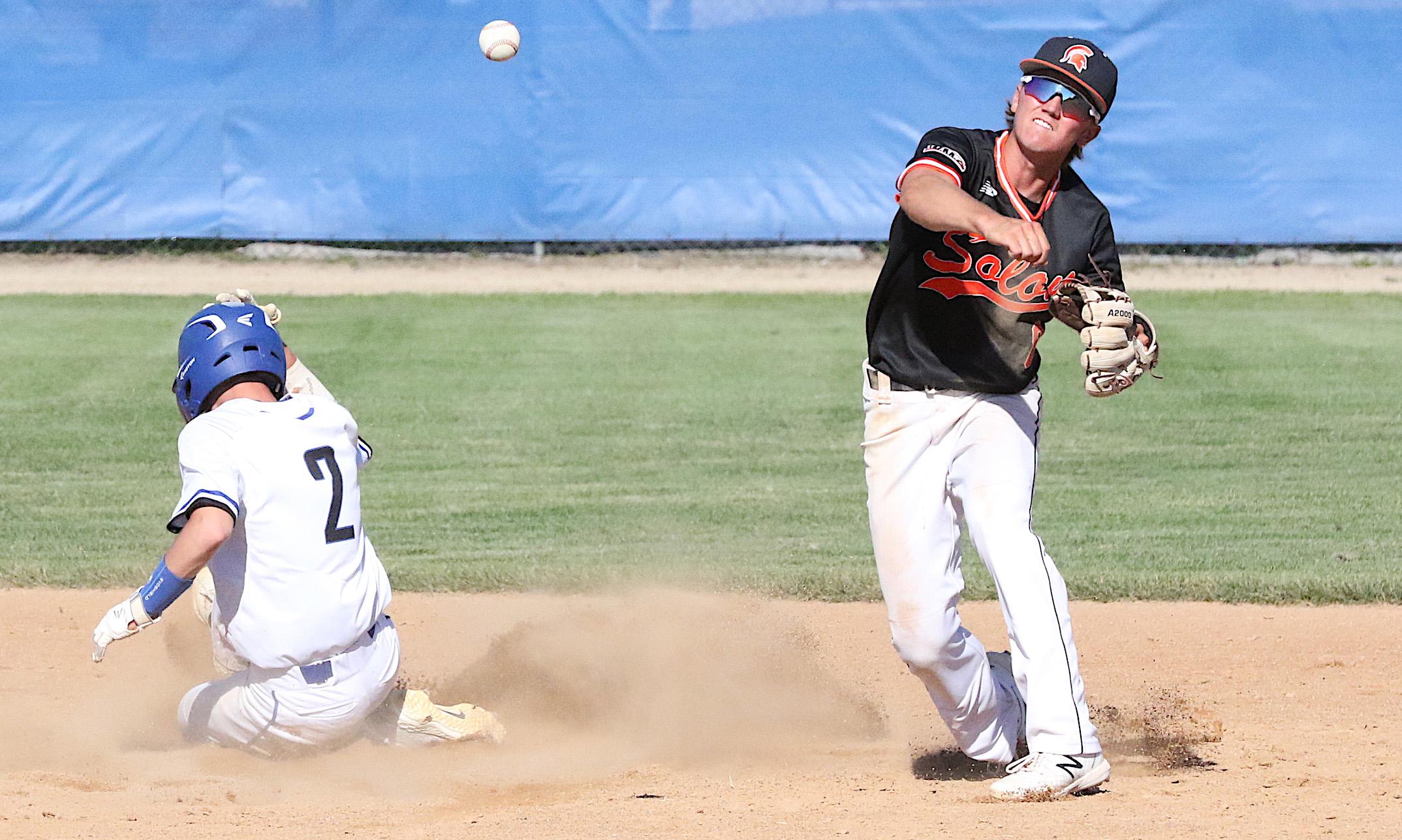 Solon at CCA Baseball 13