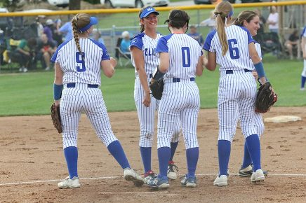 Clear Creek Amana Softball