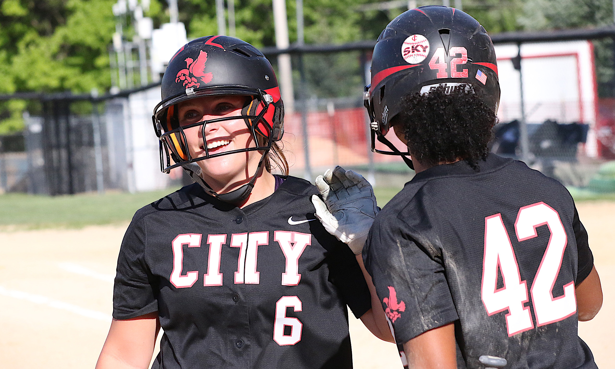 West at City Softball 22
