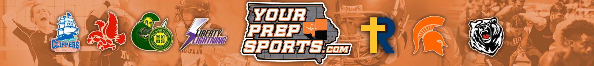Your Prep Sports Iowa header Clear Creek Amana Iowa City High Iowa City Regina Iowa City West Solon West Branch Liberty High