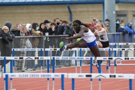 Shuttle Hurdle Relay