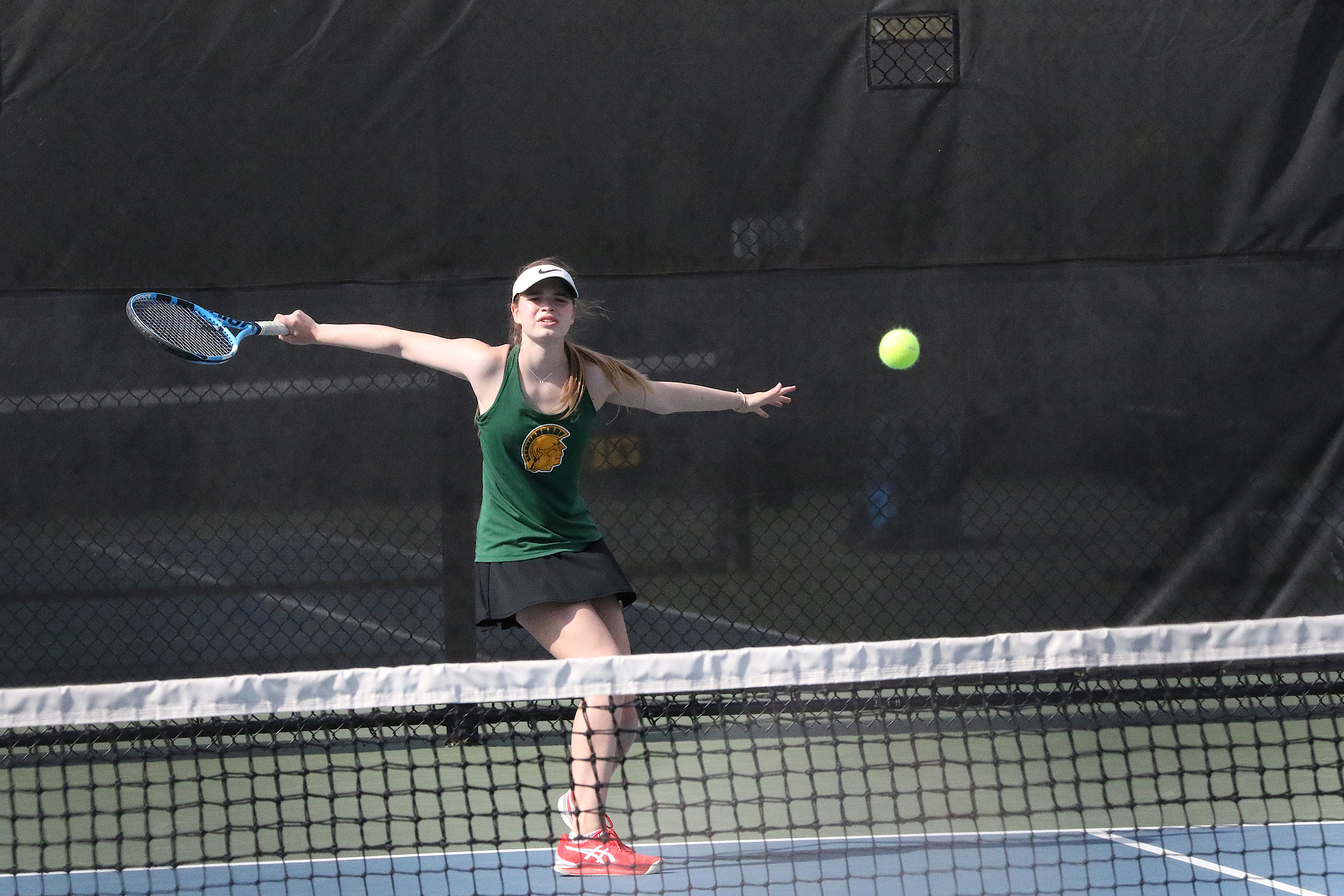 West Girls Tennis No. 1 Singles-3