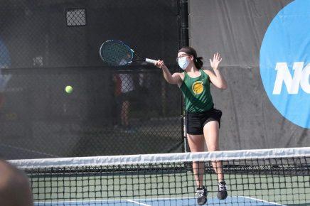 West Girls Tennis No. 2 Singles-1