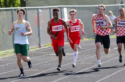 4A Track Qualifier 10