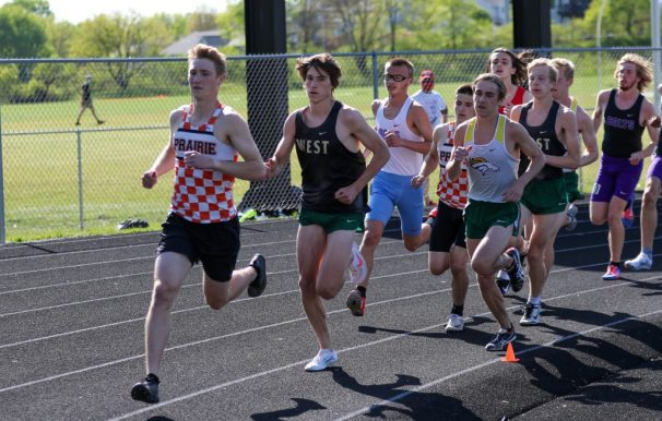 4A Track Qualifier 27